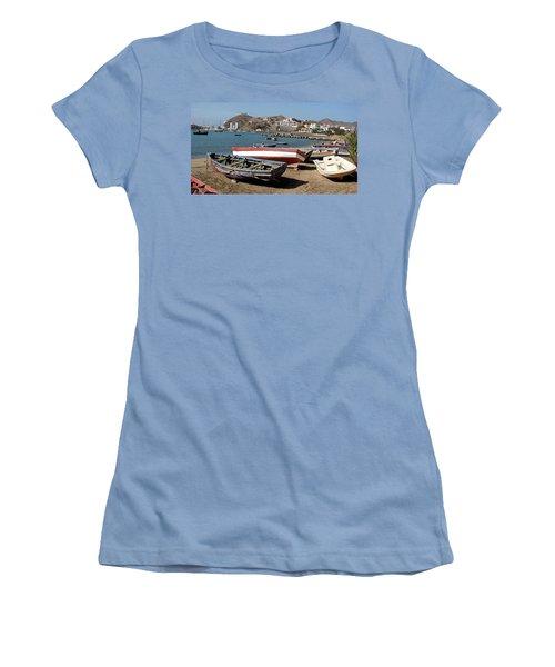Cape Verde Women's T-Shirt (Athletic Fit)