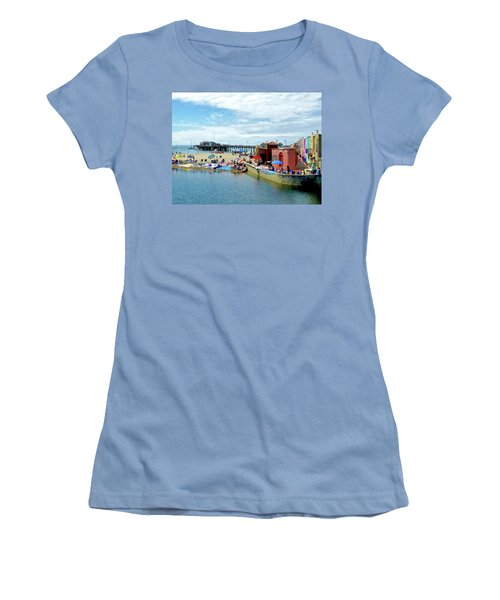 Capitola Begonia Festival Weekend Women's T-Shirt (Athletic Fit)