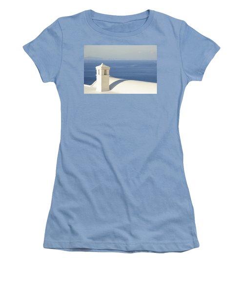 Capri Women's T-Shirt (Junior Cut) by Silvia Bruno