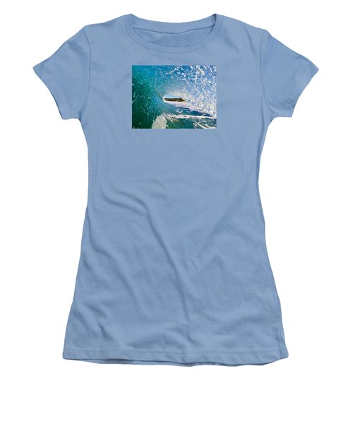Carmel Blues Women's T-Shirt (Athletic Fit)