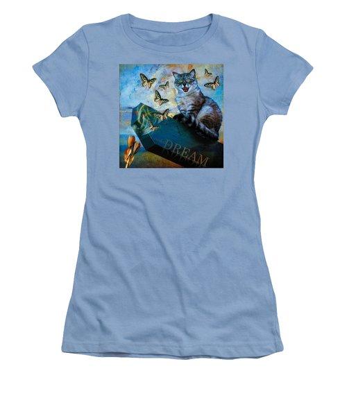 Catch A Dream Women's T-Shirt (Junior Cut)