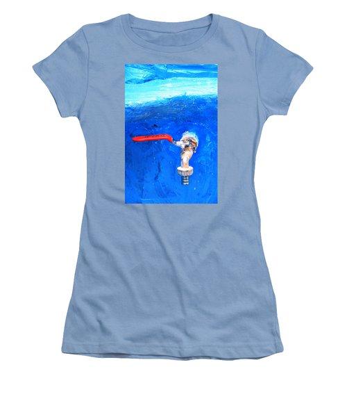 ccs Women's T-Shirt (Junior Cut) by Jez C Self