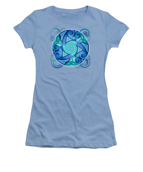 Celtic Planet Women's T-Shirt (Athletic Fit)