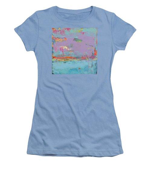 Chant D'oiseaux 1 Women's T-Shirt (Athletic Fit)
