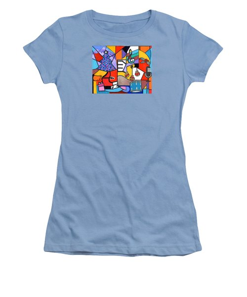 Christmas 1 Women's T-Shirt (Athletic Fit)
