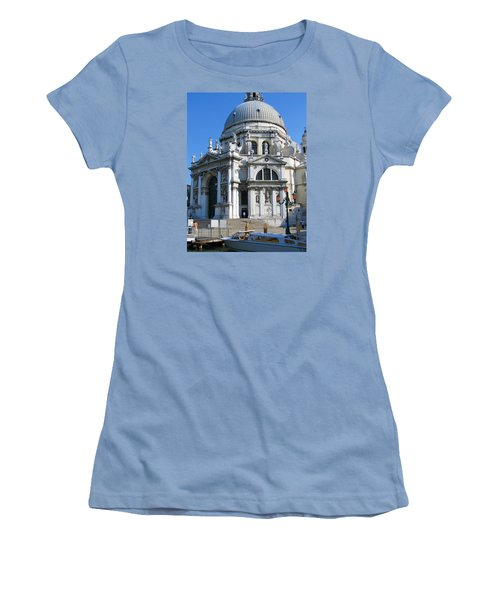 Church In Venice Women's T-Shirt (Athletic Fit)