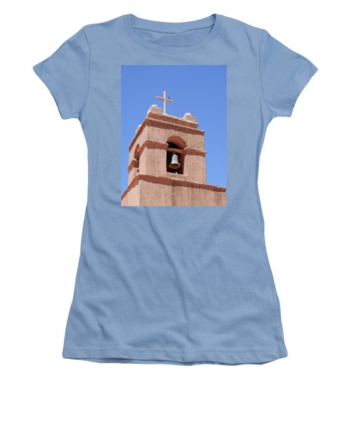 Church Of Socaire Women's T-Shirt (Athletic Fit)