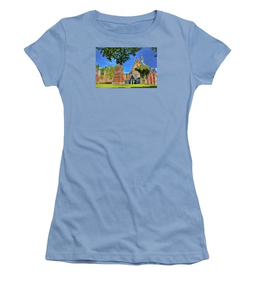 Churchyard Women's T-Shirt (Athletic Fit)