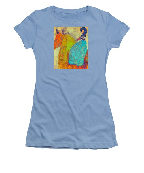 Circus Pony 2 Women's T-Shirt (Athletic Fit)