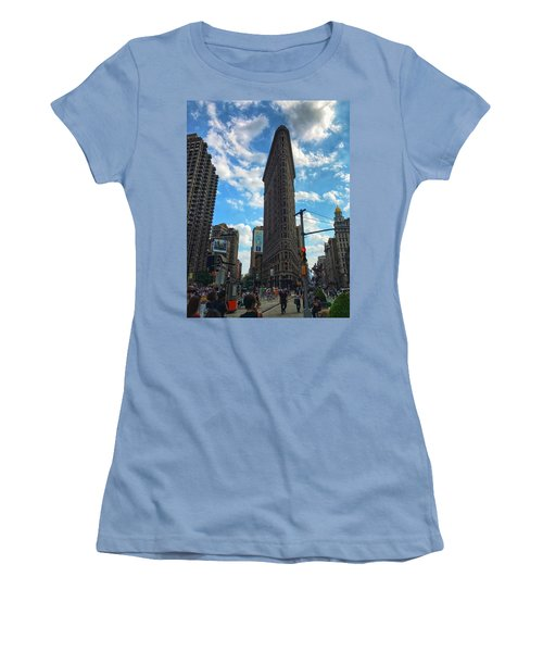 City Walk  Women's T-Shirt (Athletic Fit)