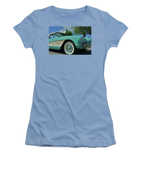 Classic Corvette Women's T-Shirt (Athletic Fit)