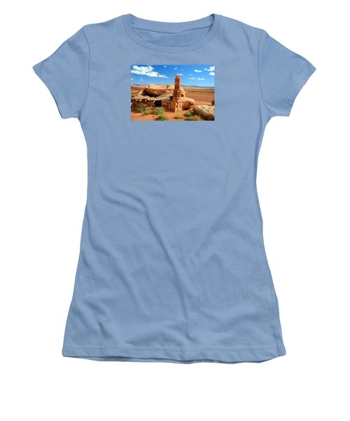 Cliff Dwellers Women's T-Shirt (Athletic Fit)