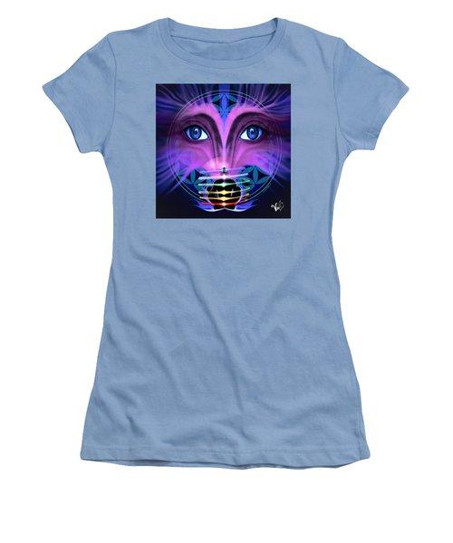 Cloud Services Women's T-Shirt (Athletic Fit)