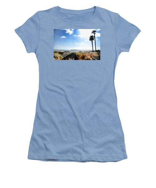 Coronado - Digital Painting Women's T-Shirt (Athletic Fit)