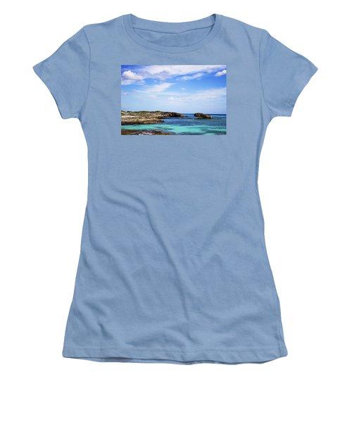 Cozumel Mexico Women's T-Shirt (Junior Cut) by Marlo Horne