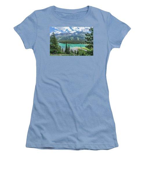 Cruise Control Women's T-Shirt (Junior Cut) by Alpha Wanderlust