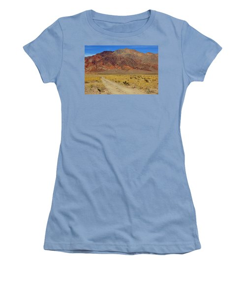 Death Valley Superbloom 205 Women's T-Shirt (Athletic Fit)