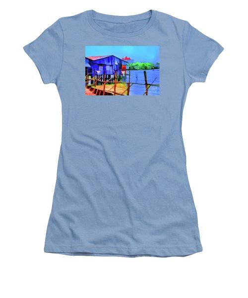Delta Cove Women's T-Shirt (Athletic Fit)