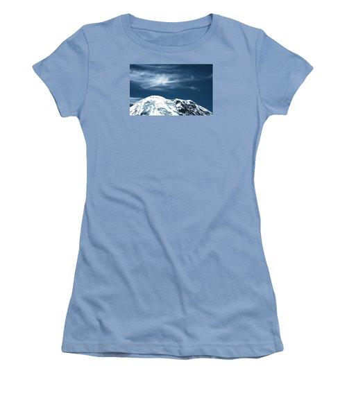 Earth And Heaven Women's T-Shirt (Junior Cut) by John Rossman