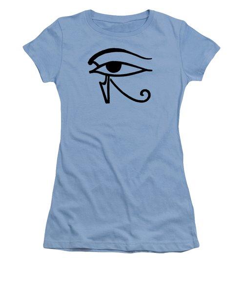 Egyptian Utchat Women's T-Shirt (Junior Cut) by Granger
