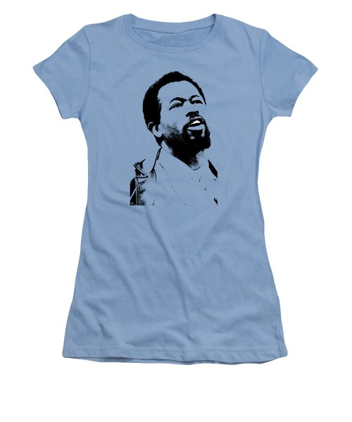 Eldridge Cleaver Women's T-Shirt (Athletic Fit)