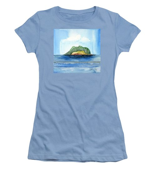 Facescape 2 Women's T-Shirt (Athletic Fit)