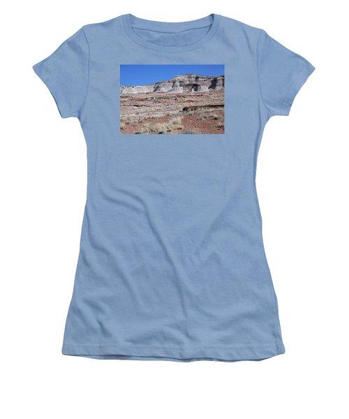 Fallen Giants Women's T-Shirt (Junior Cut) by Gary Kaylor