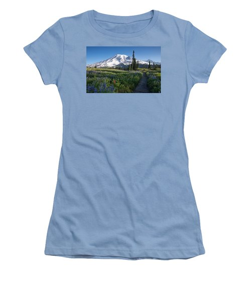 Favorite Time Of Year Women's T-Shirt (Athletic Fit)