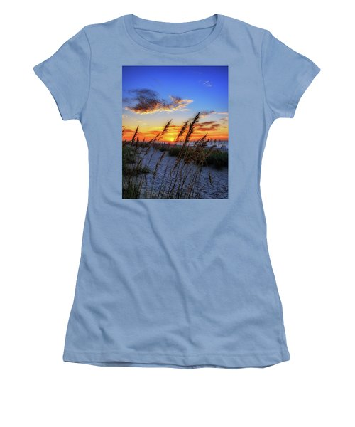 First Light  Women's T-Shirt (Athletic Fit)