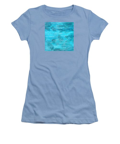 Floating Away Women's T-Shirt (Athletic Fit)