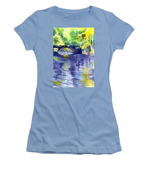Floods Women's T-Shirt (Athletic Fit)