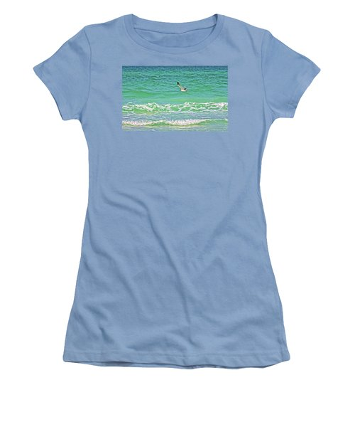 Flying Solo Women's T-Shirt (Athletic Fit)