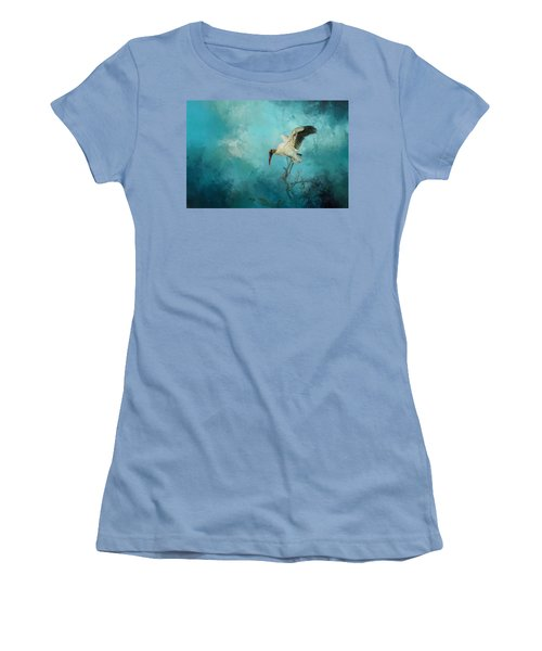 Free Will Women's T-Shirt (Athletic Fit)