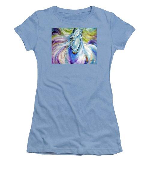 Freisian Dreamscape Women's T-Shirt (Athletic Fit)