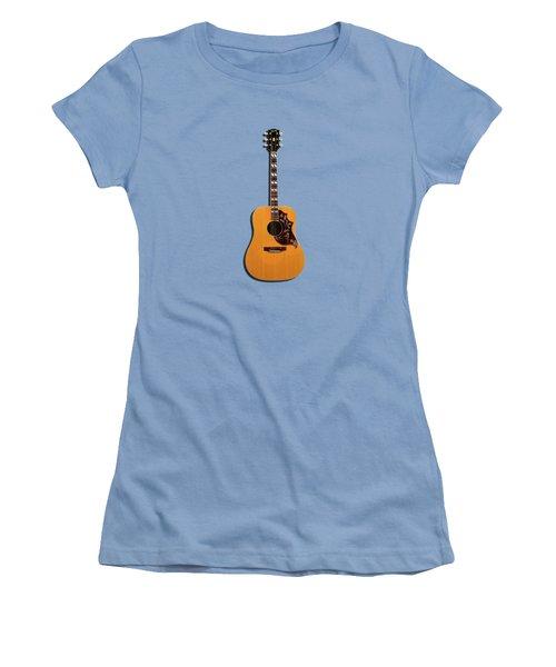 Gibson Hummingbird 1968 Women's T-Shirt (Athletic Fit)