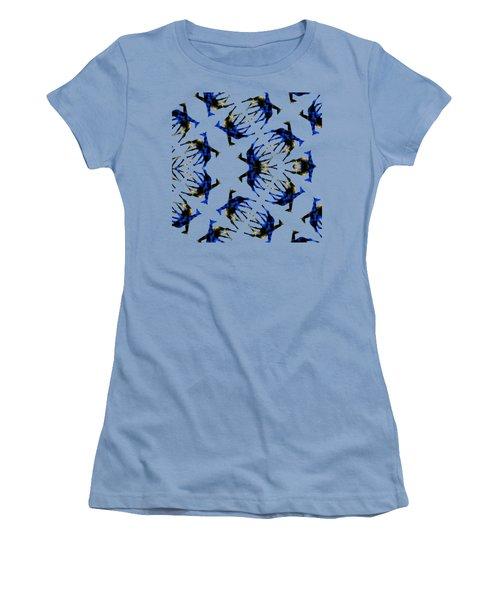 Giraffe Abstract Women's T-Shirt (Junior Cut) by EricaMaxine  Price