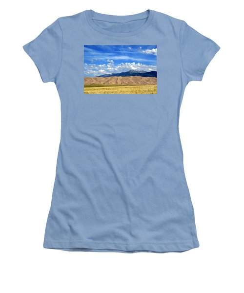 Glorious Morning 2 Women's T-Shirt (Junior Cut) by Paula Guttilla