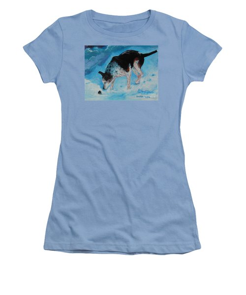 Goofie Women's T-Shirt (Athletic Fit)