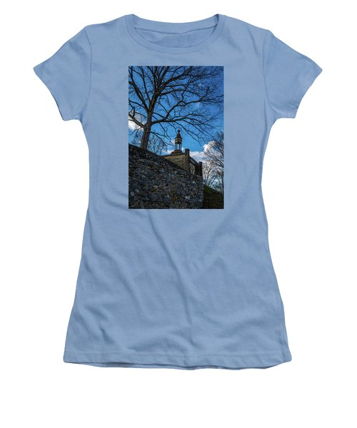 Guarded Summit Memorial Women's T-Shirt (Athletic Fit)