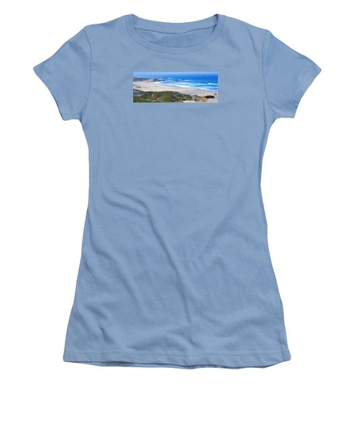 Half Moon Bay Women's T-Shirt (Athletic Fit)