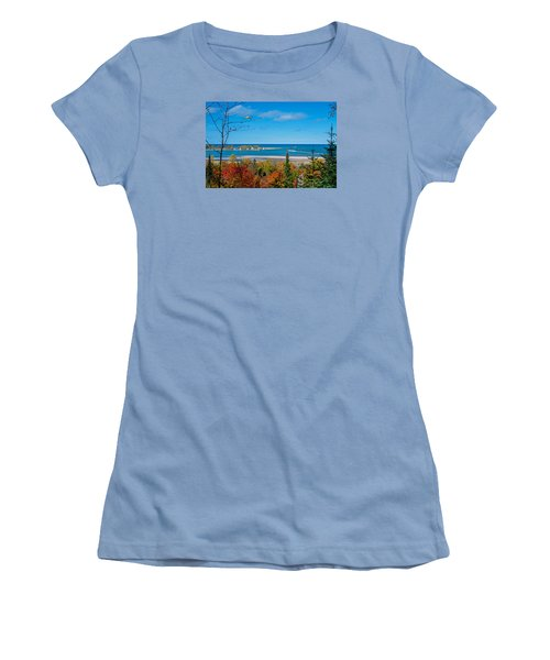 Harbor View  Women's T-Shirt (Athletic Fit)