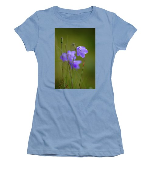 Harebell Women's T-Shirt (Athletic Fit)