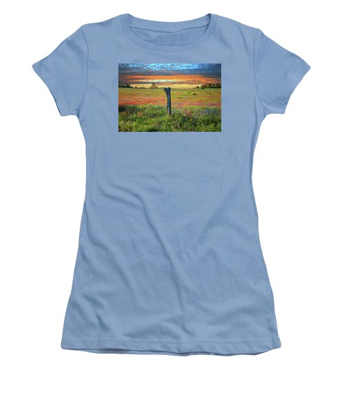 Hill Country Heaven Women's T-Shirt (Athletic Fit)