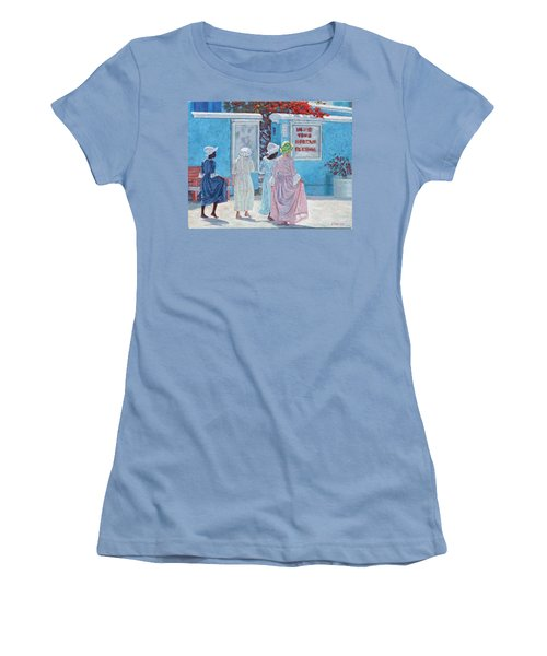 Hope Town Heritage Festival Women's T-Shirt (Athletic Fit)