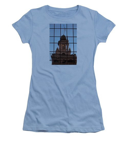 Hortense The Beautiful Women's T-Shirt (Junior Cut) by Ed Gleichman