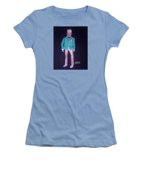 Ice Women's T-Shirt (Junior Cut) by Joshua Maddison