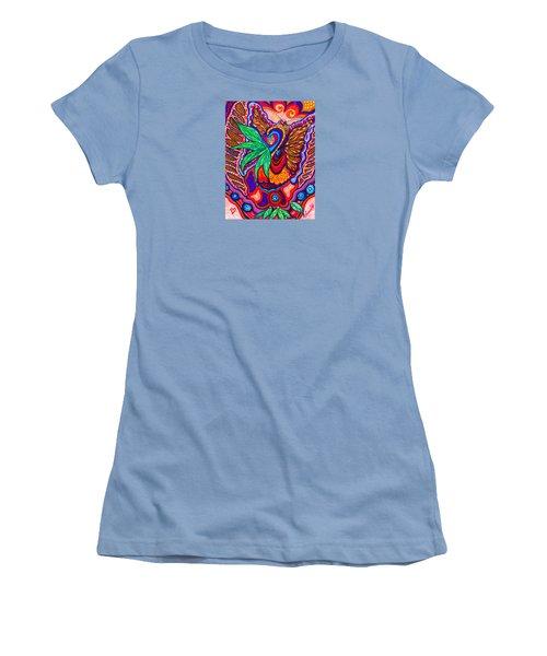 Inner Heart - Viii Women's T-Shirt (Athletic Fit)