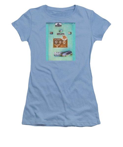 Insert Coin Women's T-Shirt (Junior Cut) by Christina Lihani