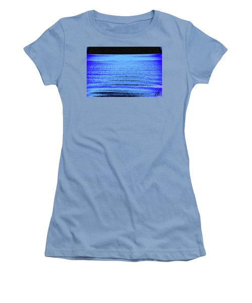 Into The Ocean Void Women's T-Shirt (Athletic Fit)