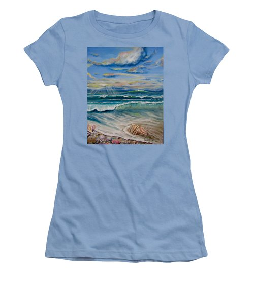 Irma's Treasure Women's T-Shirt (Athletic Fit)